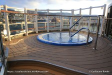 MSC Seaside - Waterfront Boarwalk