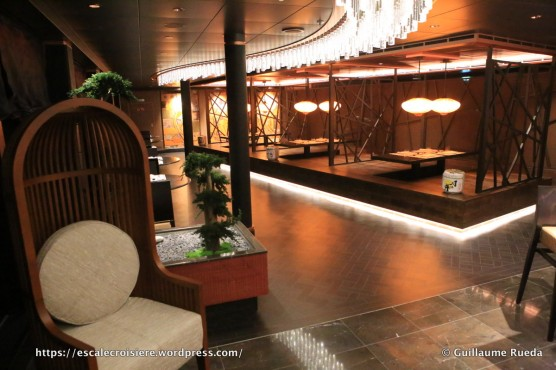 MSC Seaside - Restaurant Pan Asiatique