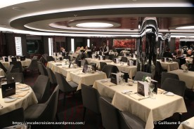 MSC Seaside - Restaurants Seashore et Ipanema