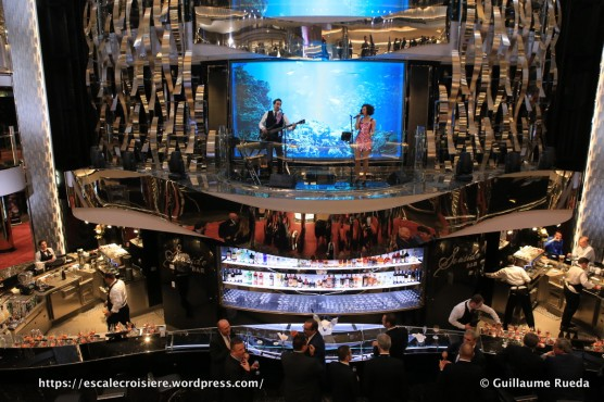 MSC Seaside - Seaside bar