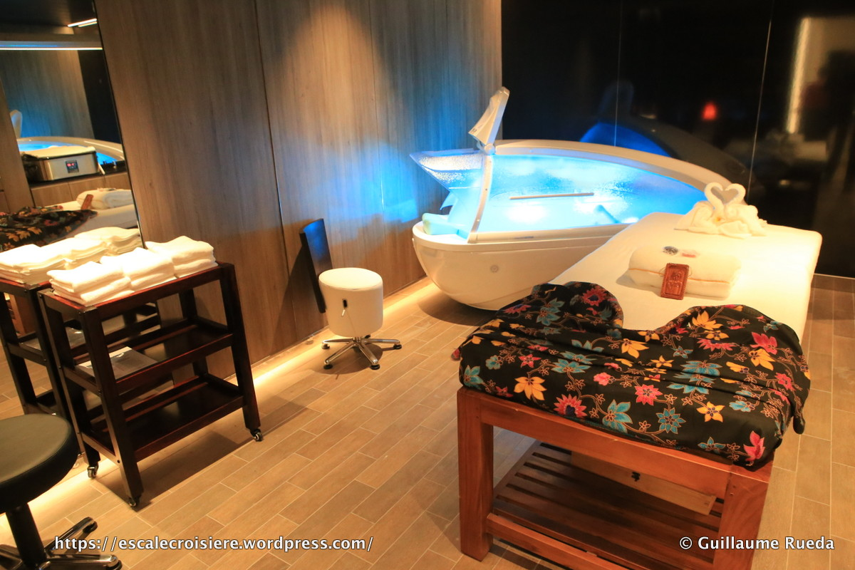 MSC Seaside - Spa