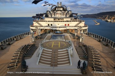 MSC Seaside - Tyrolienne - Zipline