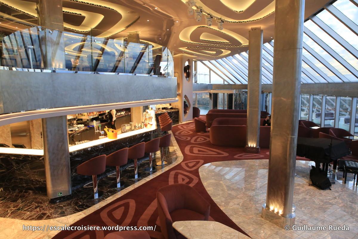 MSC Seaside - Yacht Club - Top Sail Lounge