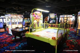 Norwegian Breakaway - Arcades games