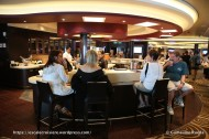 Norwegian Breakaway - Atrium bar (2)