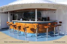 Norwegian Breakaway - Bar Vibe Beach Club