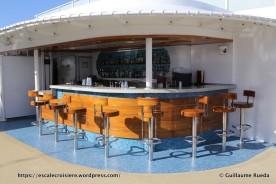 Norwegian Breakaway - Bar Vibe Beach Club