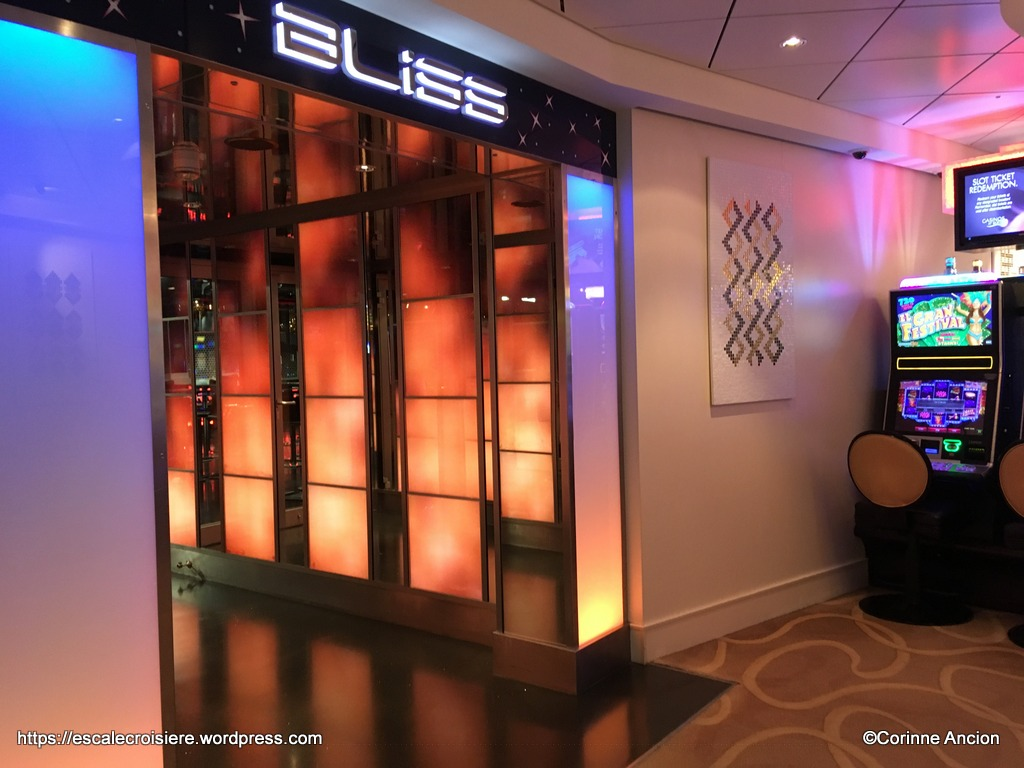 Norwegian Breakaway - Bliss discothèque