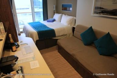Norwegian Breakaway - Cabine balcon 9298