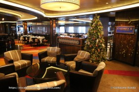 Norwegian Breakaway - Cagney's Steakhouse