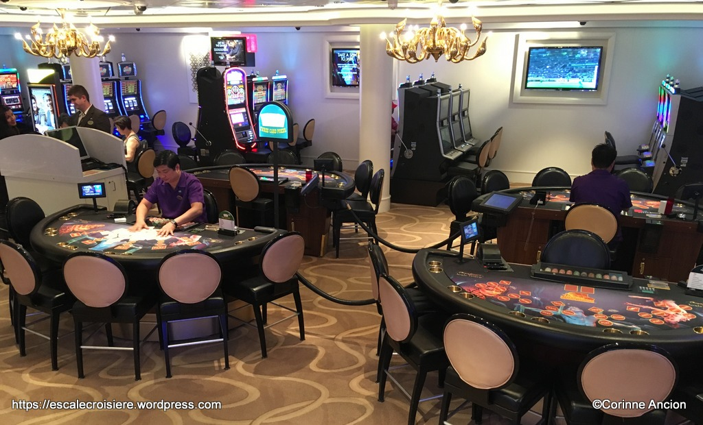Norwegian Breakaway - Casino