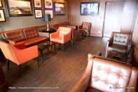 Norwegian Breakaway - Cigar Lounge