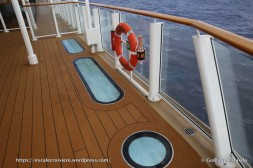 Norwegian Breakaway - Hublot vue mer - Secret