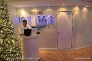 Norwegian Breakaway - Ice bar