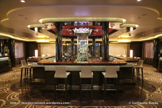 Norwegian Breakaway - Mixx bar