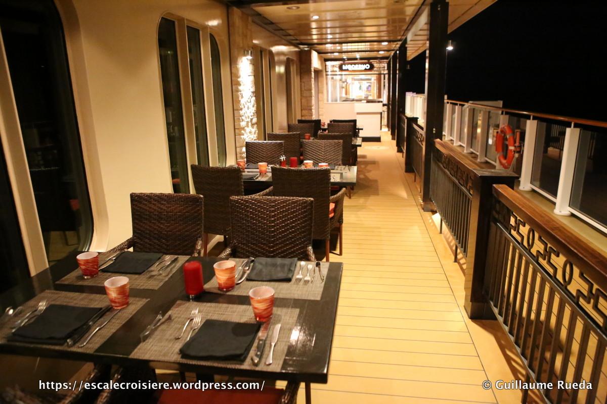 Norwegian Breakaway - Moderno restaurant