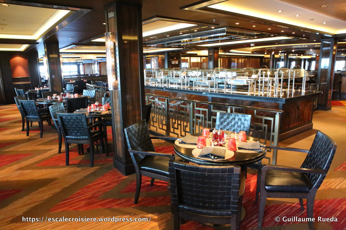 Norwegian Breakaway - Moderno restaurant