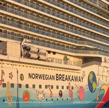 Norwegian Breakaway - Peter Max