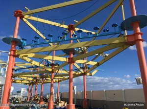 Norwegian Breakaway - Rope Course - Accrobranche