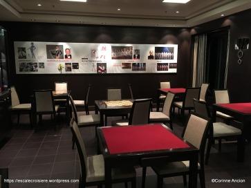 Norwegian Breakaway - Salles de jeux - Musée Rockettes