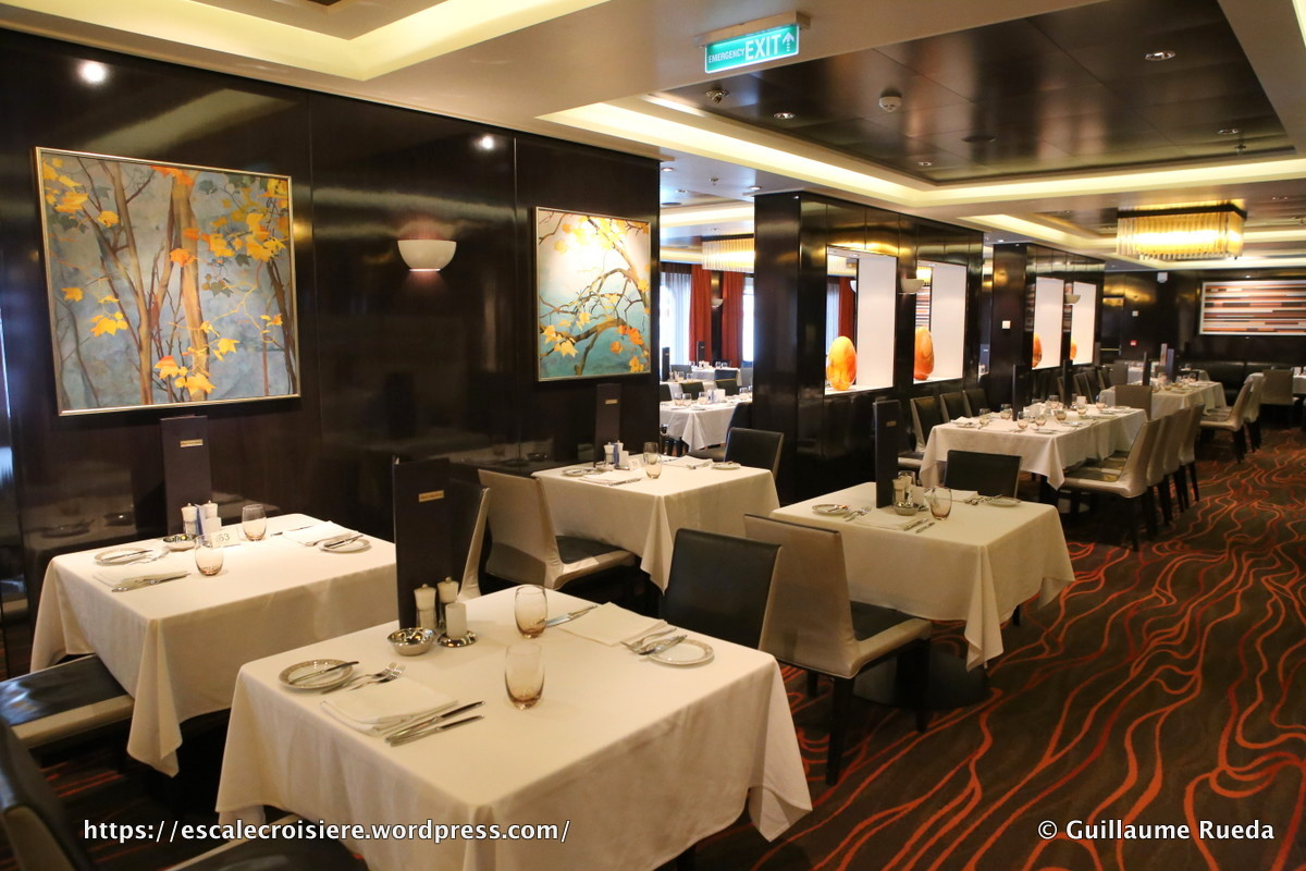 Norwegian Breakaway - Savor restaurant