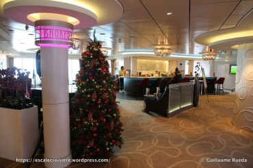 Norwegian Breakaway - Shaker's bar