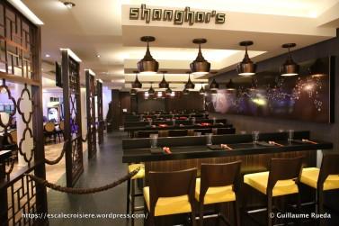 Norwegian Breakaway - Shanghai restaurant