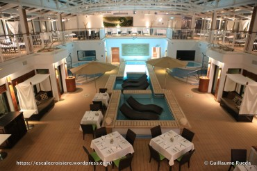 Norwegian Breakaway - The Haven - Piscine