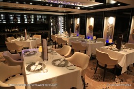 Norwegian Breakaway - The Haven restaurant