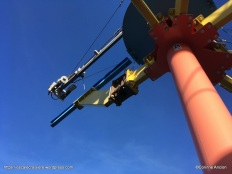 Norwegian Breakaway - The Plank - La planche