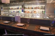 Norwegian Breakaway - The raw bar restaurant