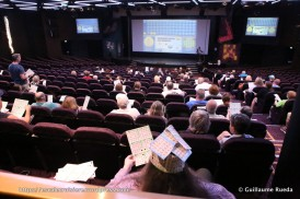 Norwegian Breakaway - Theatre - Bingo