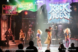 Norwegian Breakaway - Theatre - Rock of Ages