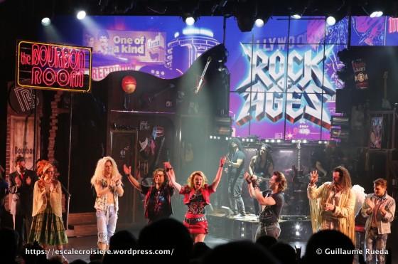 Norwegian Breakaway - Theatre - Rock of Ages