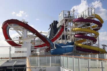 Norwegian Breakaway - Toboggans - Waterslides