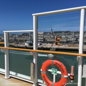 Norwegian Breakaway - Inaugurale Le Havre (3)