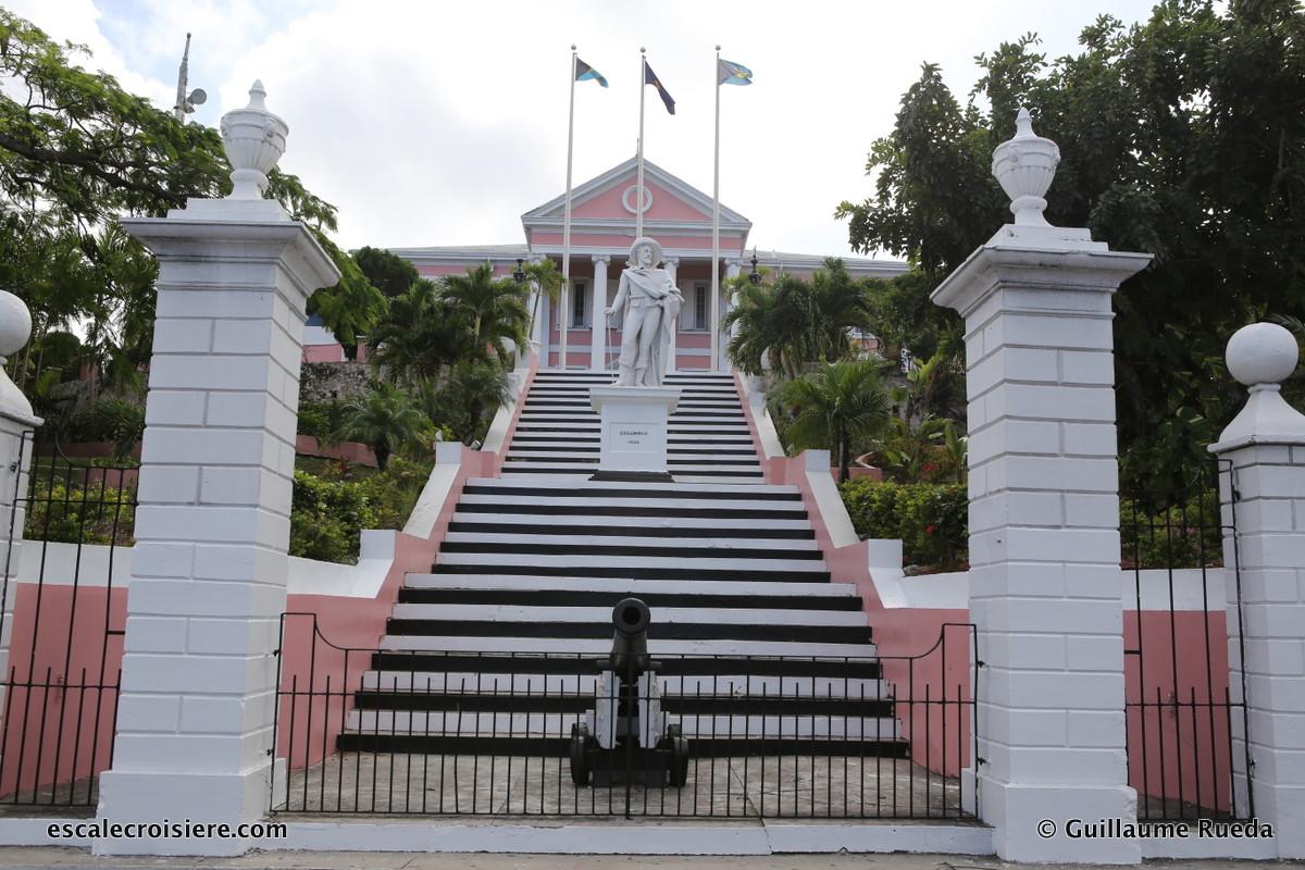 Nassau - Bahamas - Government House