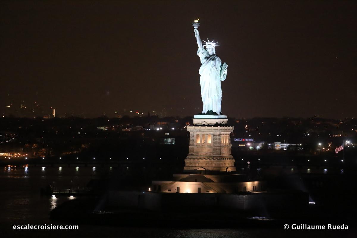 New York - Statue de la Liberté - Lady Liberty
