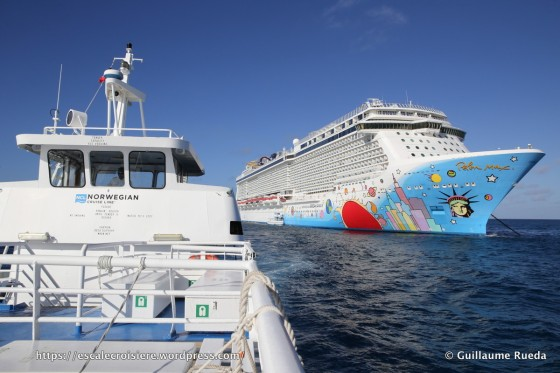 Norwegian Breakaway - Norway tender