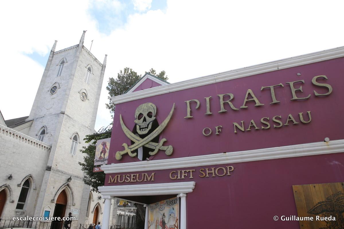 Pirates of Nassau Museum - Bahamas