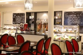 AIDAperla - Brasserie French Kiss