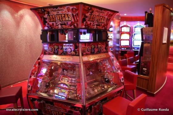 AIDAperla - Casino