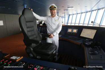 AIDAperla - Commandant Jens Janauscheck