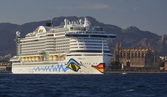 AIDAperla -Palma de Majorque