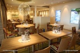 AIDAperla - Restaurant buffet - Weiter welt