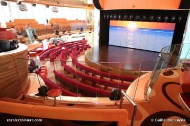 AIDAperla - Salle de spectacle - théâtre