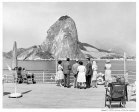ANNA C. 1948 Rio de Janeiro - Costa Croisières