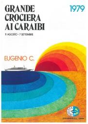 Eugenio C - Caraïbes - 1979 - Costa Croisières