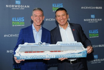 Elvis Duran - Andy Stuart - Photo NCL