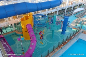 Norwegian Bliss - Aquapark